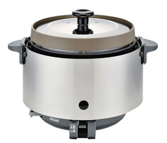 【RR-S20SF(A) 13A】リンナイ ガス炊飯器 2升炊き 13A(都市ガス) 涼厨(内窯フッ素仕様)