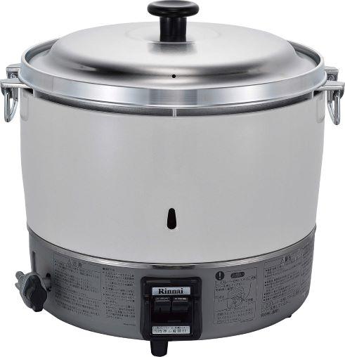【RR-30S1-F LPG】リンナイ ガス炊飯器 3升炊き(内窯フッ素仕様)LP(プロパンガス)