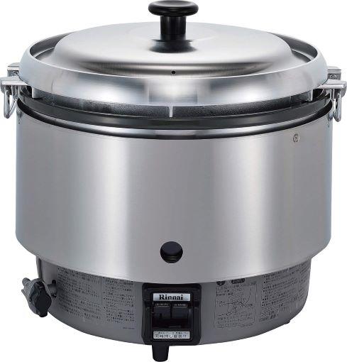 【RR-30S2 LP】リンナイ ガス炊飯器 3升炊き LP(プロパンガス) 涼厨(内窯フッ素仕様)