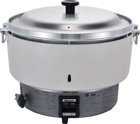 【RR-40S1-F LP】リンナイ ガス炊飯器 4升炊き LP(プロパンガス)(内窯フッ素仕様)