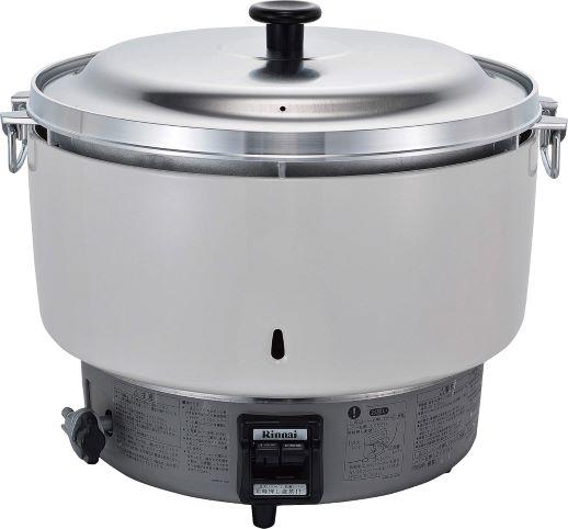 【RR-50S1 LP】リンナイ ガス炊飯器 5升炊き LP(プロパンガス)