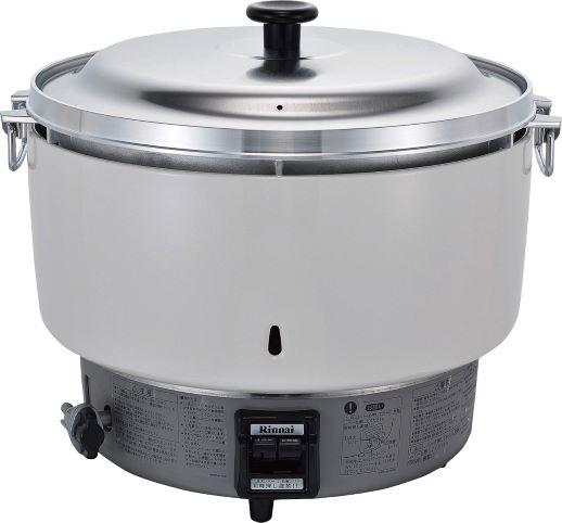 【RR-50S1-F 13A】リンナイ ガス炊飯器 5升炊き 13A(都市ガス)(内窯フッ素仕様)