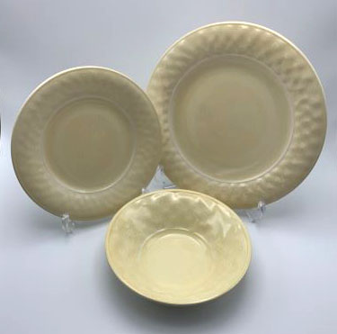 【PVLDSCCSCC】ダイニングセット 12点(クリーム) プレート セット 皿セット お皿 セット メラミン食器 割れにくい食器 サラダボウル 食洗機対応 まとめ買い 業務用 シンプル おしゃれ モダン