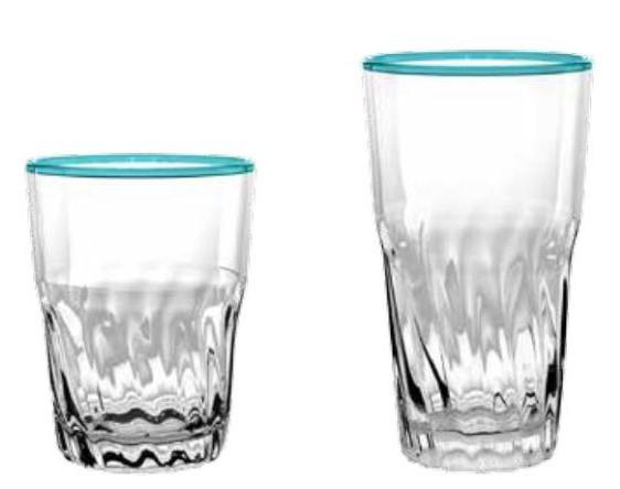 【PCNCJCDPA】カンティーナ タンブラー12点セット(アクア) タンブラー セット コップ 割れないコップ 割れないグラス 割れない食器 アクリル カップ 軽量 丈夫 食洗機対応 業務用 まとめ買い シンプル おしゃれ