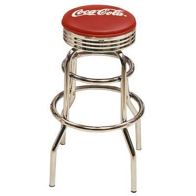 【父の日ギフト】コカコーラ アメリカン雑貨 Coca Cola コカ・コーラ グッズ Coke Hi-Stool PJ-205S カウンターチェアー カフェチェアー バーチェアー チェアー イス