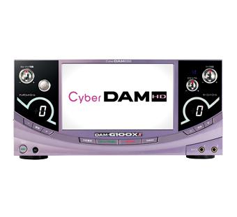 カラオケ本体【新品】【送料無料】【メーカー保証】第一興商 Cyber DAM HD G100XII