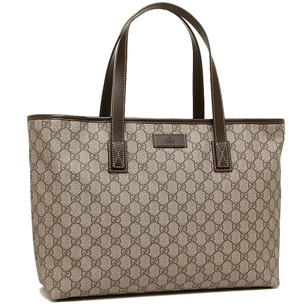 Gucci bag GUCCI 211137 KGDHR 9643 GG plus TOTE tote bag beige / Brown