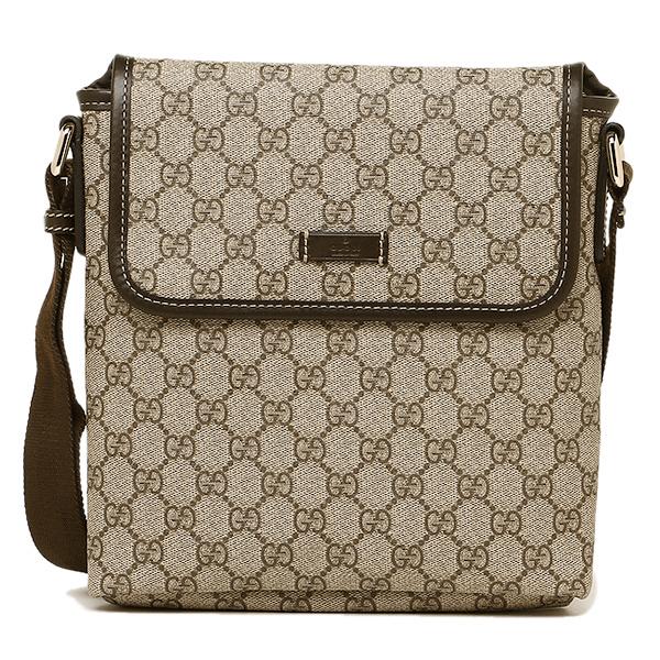 Gucci bag GUCCI 223666 KGDIG 8588 GG plus shoulder bag beige / dark brown