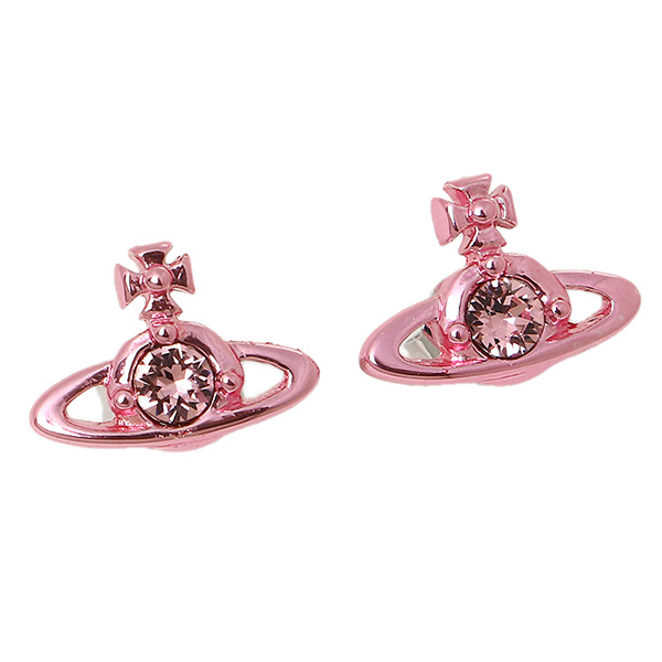 48a4ef36c Vivienne Westwood earrings Vivienne Westwood 1112-08-16 Nano Solitaire  earrings NANO SOLITAIRE EARRINGS ...