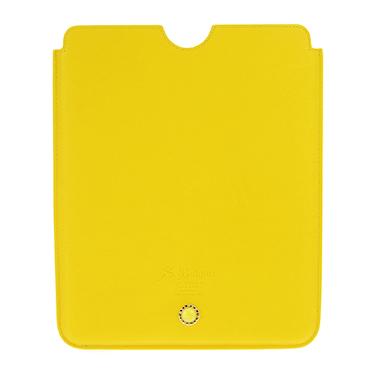 ブルガリ タブレットケース レディース BVLGARI 34786 S.BVLGARI iPadケース YELLOW イエロー
