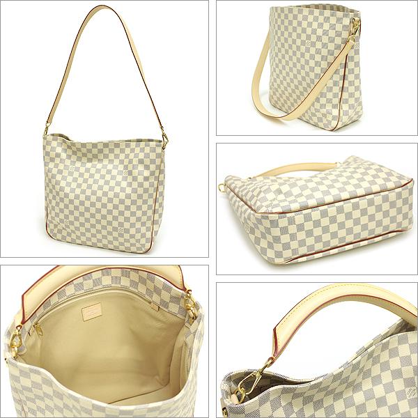 Louis Vuitton bag LOUIS VUITTON N41216 ダミエアズールソフィショルダーバッグ / handbag
