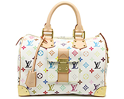 Louis Vuitton bag LOUIS VUITTON M92643 Monogram multicolor speedy 30 handbag Bron