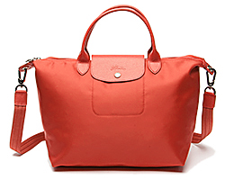 Longchamp bags LONGCHAMP 1515 578 642 LE PLIAGE NEO shoulder bag POPPY sa0729