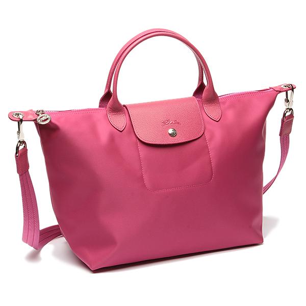 Longchamp bags LONGCHAMP 1515 578 643 LE PLIAGE NEO shoulder bag HYDRANGEA sa0729