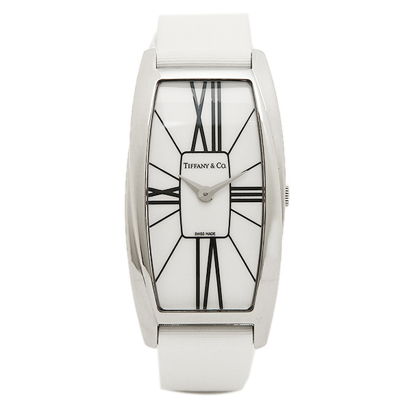 ティファニー 時計 レディース TIFFANY&Co. Z6401.10.10A20A48A GEMEA 腕時計 ウォッチ ホワイト