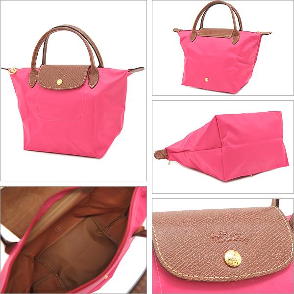 Longchamp bags LONGCHAMP 1621 089 837 LE PLIAGE S tote bag CANDY sa0729
