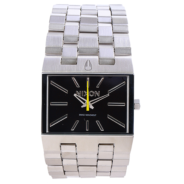1andone rakuten global market nixon watches mens nixon a085000 nixon watches mens nixon a085000 the ticket ticket watch watch silver black