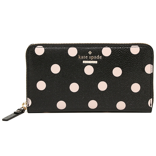 Polka dot kate spade purse best purse 2018 handbags colorful clic conversation starters more kate kate spade new york haven lane polka dot neda wlru2695 black glitter clothing junglespirit Gallery