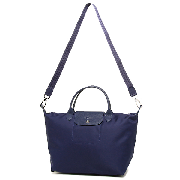1515 578 556 Long Chmp Bag Longchamp Le Pliage Neo Shoulder Navy