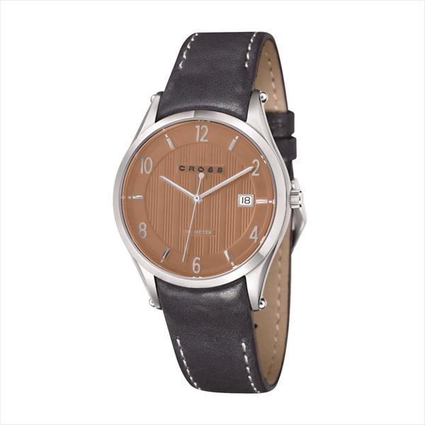 クロス 時計 メンズ CROSS CR8025-03 ルシーダ 腕時計 ウォッチ ネイビー/コパー