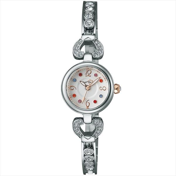 ANGEL HEART 時計 レディース エンジェルハート PH19SWSV-01 ピンキーハート 腕時計 ウォッチ シルバー/ホワイトパール