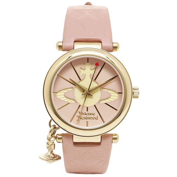 ヴィヴィアンウエストウッド 腕時計 レディース Vivienne Westwood VV006PKPK オーブ2 時計/ウォッチ ピンク