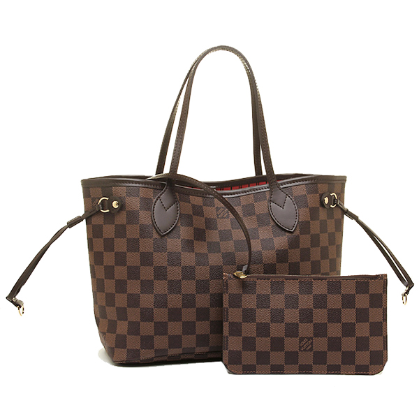 Louis Vuitton Bag N41359 Damier Neverfull Pm Tote