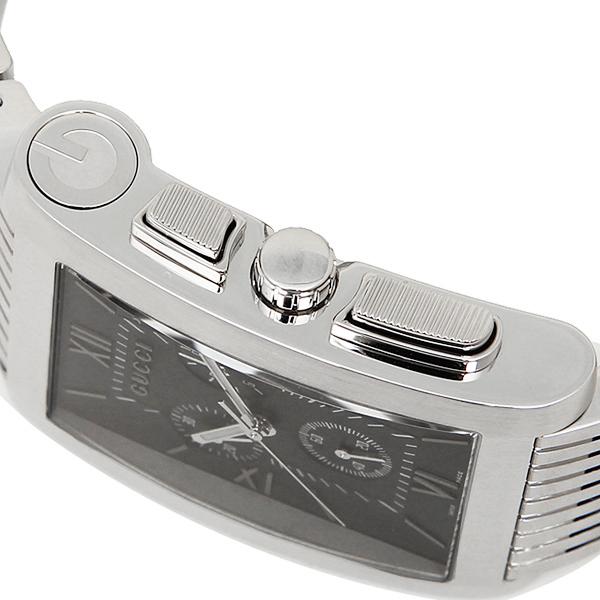 구찌 시계 맨즈 GUCCI YA086309 G메트로 손목시계 워치 블랙/실버