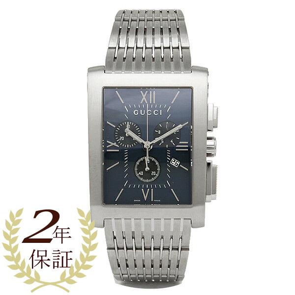 グッチ 時計 メンズ GUCCI YA086318 Gメトロ 腕時計 ウォッチ ネイビーブラック