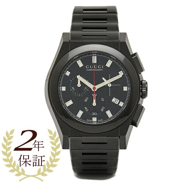 グッチ 時計 メンズ GUCCI YA115237 パンテオン 腕時計 ウォッチ ブラック