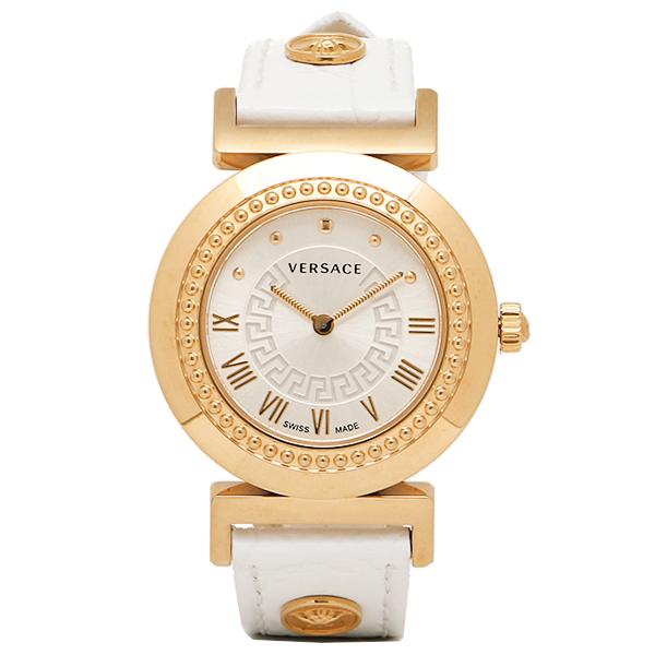 ヴェルサーチ 腕時計 VERSACE P5Q80D001S001 VANITY レディース時計 ホワイト