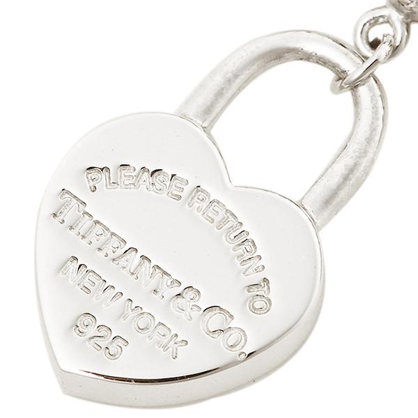 Tiffany bracelets TIFFANY &Co. 25067274 returntutiffanymini heart locks medium Bangle silver