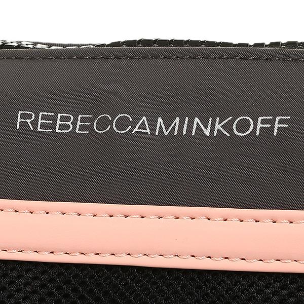 レベッカミンコフ 가방 REBECCA MINKOFF HU15MACC01 36 ACTIVE MAC 숄더백 GREY MULTI/BLACK