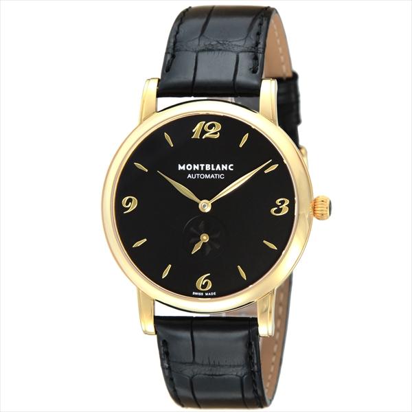 モンブラン 時計 メンズ MONTBLANC 107340 STAR 自動巻き 腕時計 ウォッチ ブラック