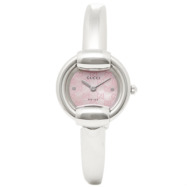 グッチ 時計 レディース GUCCI 腕時計 1400 YA014513 ステンレス ピンクパール ウォッチ