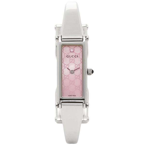 グッチ 腕時計 GUCCI YA015562 1500シリーズ レディースウォッチ ピンクパール