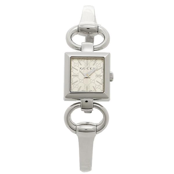 グッチ 腕時計 GUCCI YA12514 トルナブォーニ レディースウォッチ シルバー