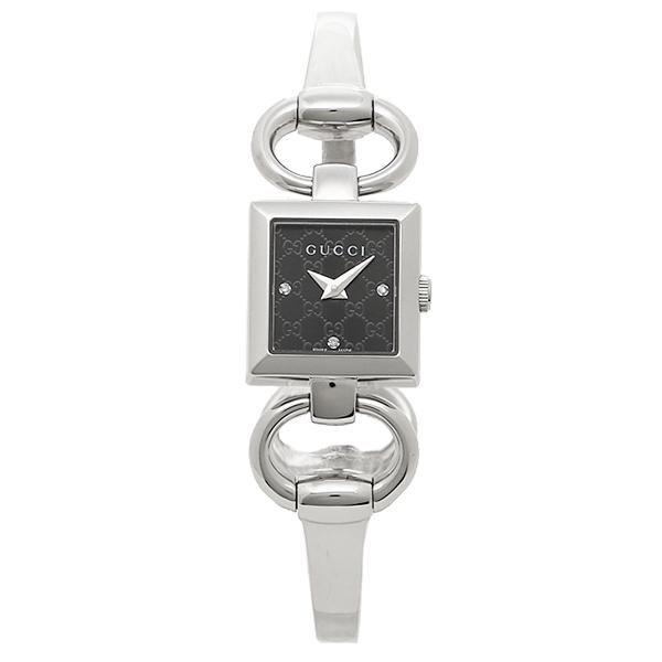グッチ 腕時計 GUCCI YA12516 トルナブォーニ レディースウォッチ ブラック