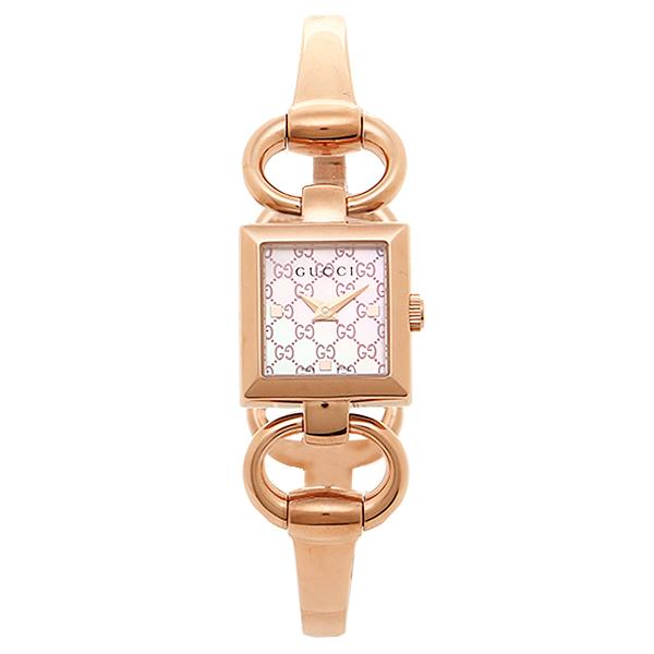 グッチ 時計 レディース GUCCI YA120520 トルナヴォーニ 腕時計 ウォッチ シルバー/ピンクゴールド