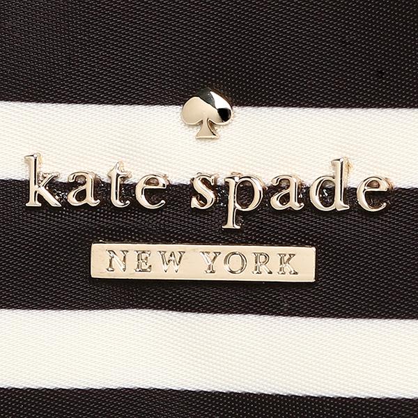 케이트 스페이드 토트 백 KATE SPADE PXRU5737 071 블랙 크림
