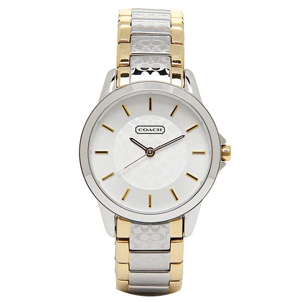 COACH コーチ 腕時計 レディース 14501610 ブラウン