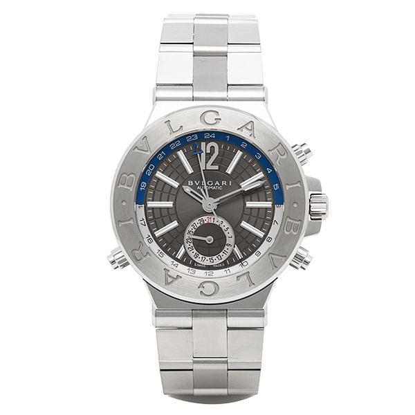 ブルガリ 腕時計 レディース BVLGARI DG40C14SSDGMT シルバー