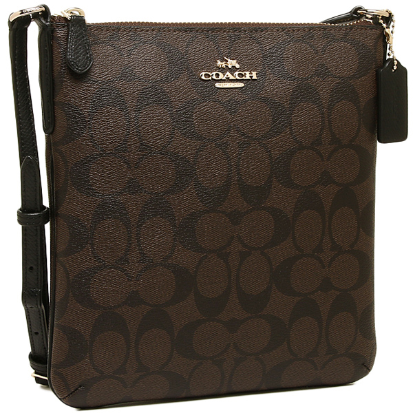 1826fe2e4c2f ... Coach bags outlet COACH F35940 IMAA8 signature NS cross-body shoulder  bag brown ...