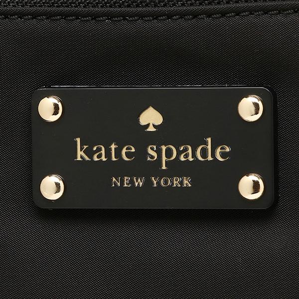 케이트 스페이드 숄더백 PXRU2268 001 Kate Spade Nylon Jan 블랙