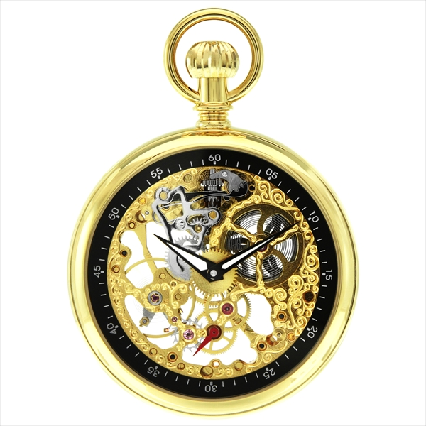ゾンネ 時計 メンズ/レディース SONNE S158YG 懐中時計 ポケットウォッチ ゴールド