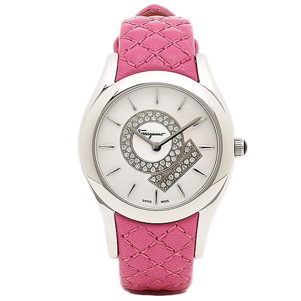 サルヴァトーレフェラガモ 時計 レディース Salvatore Ferragamo FG4010014 LIRICA リリカ 腕時計 ウォッチ ピンク/ホワイトパール