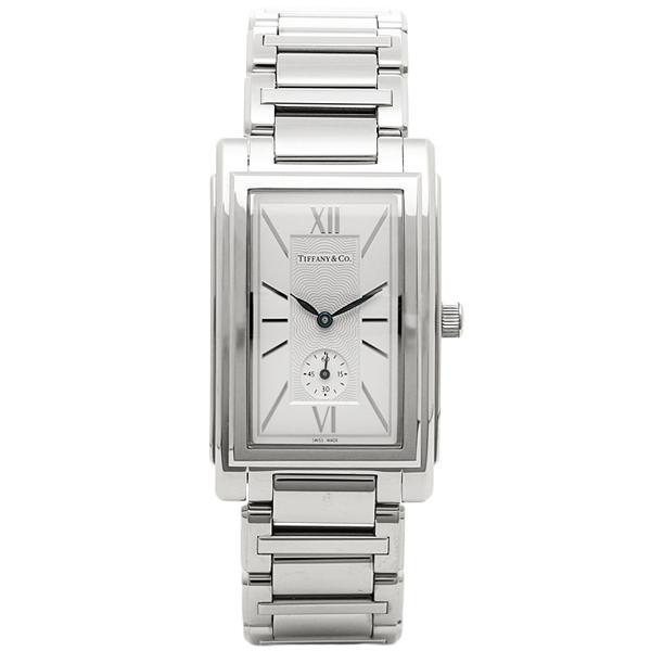 ティファニー 時計 メンズ TIFFANY&Co. Z0030.13.10A21A00A GRAND 腕時計 ウォッチ シルバー