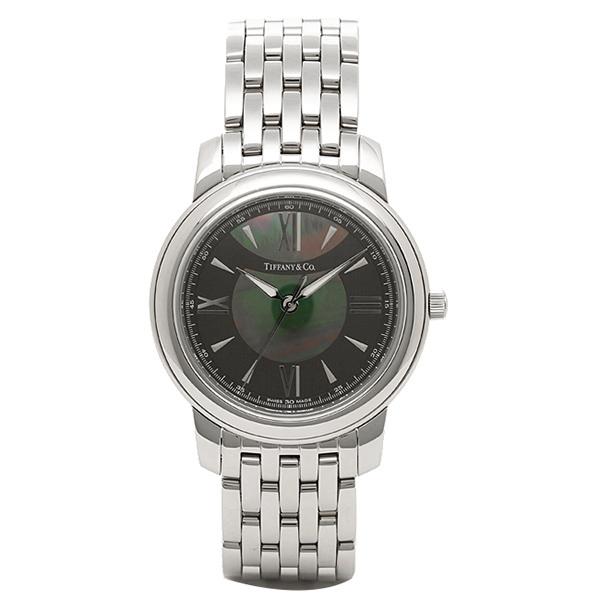 ティファニー 時計 レディース/メンズ TIFFANY&Co. Z0046.17.10A90A00A MARK 腕時計 ウォッチ シルバー/ホワイトパール