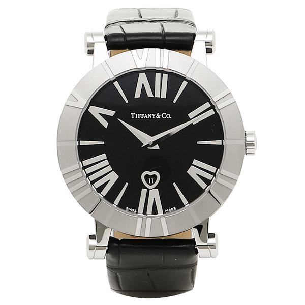 ティファニー 時計 レディース TIFFANY&Co. Z1301.11.11A10A71A ATLAS 腕時計 ウォッチ ブラック