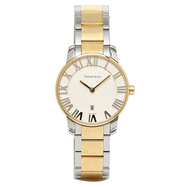 ティファニー 時計 レディース TIFFANY&Co. Z1830.11.15A21A00A ATLAS DOME アトラス ドーム 腕時計 ウォッチ シルバー/ゴールド